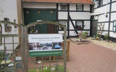 Appartement Van Melsen
