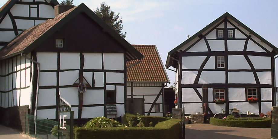 Mechelen, dorp vol vakwerk