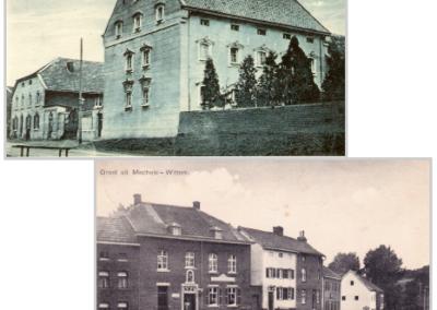 De historie van beeldbepalende gebouwen wordt uitgeplozen, o.a.: - voormalige brouwerij fam. Linzen; - zes generaties café 'De Kroon'.