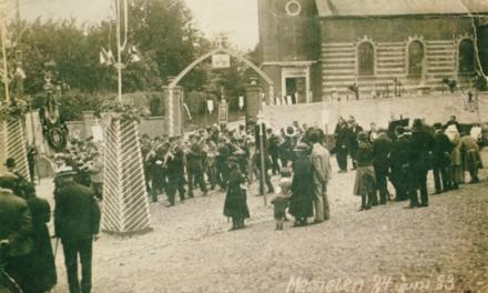 De Sacraments – processie