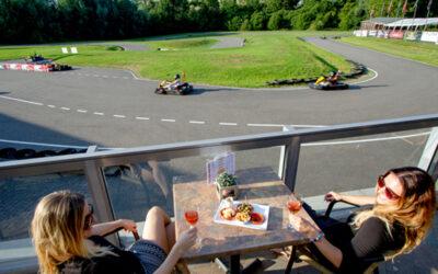 Outdoor kartbaan Vaals